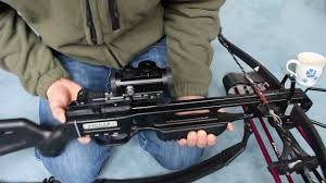 Crossbows With Built in Crank