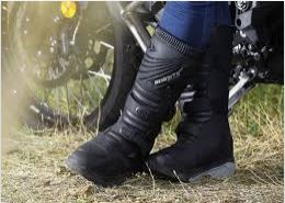 best motorcycle boots for commuting