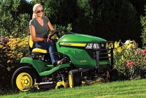best riding lawn mower for small yard